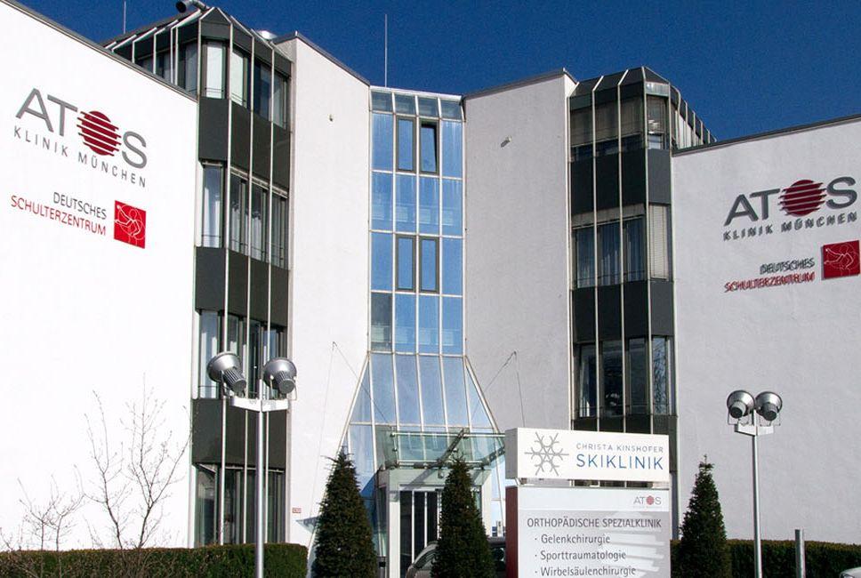 Dr. - Frank  Martetschläger - Deutsches Schulterzentrum in der ATOS Klinik München