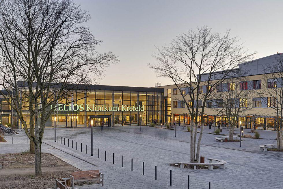 Prof. - Jürgen Ennker - HELIOS Klinikum Krefeld - Herzchirurgie (Herzzentrum Niederrhein)