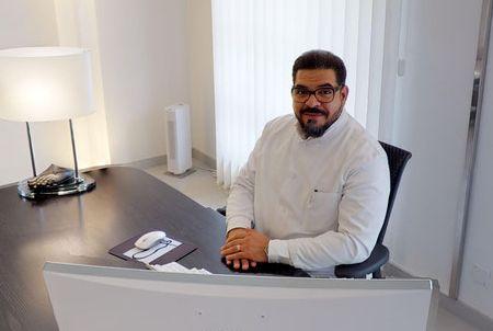 Dr. - Isam El-Masri - Fuss-Praxis Bern - Dr. med. Isam El-Masri