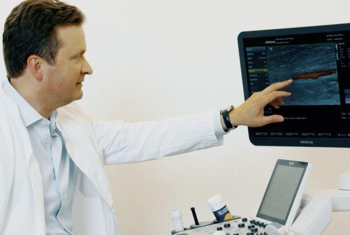 Dr. - Peter Kuhlencordt - PD Dr. Peter Kuhlencordt - Internistische Praxis Fontenay 1