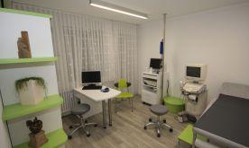 Dr. - Karsten Hartmann - Venenzentrum Freiburg - Behandlungszimmer