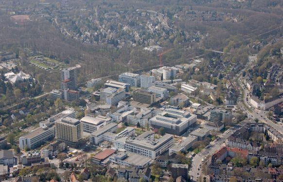 Prof. - Ursula Felderhoff-Müser - Universitätsklinikum Essen - Klinikgelände