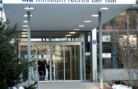 Prof. - Ernst J. Rummeny - Klinikum rechts der Isar - Eingang