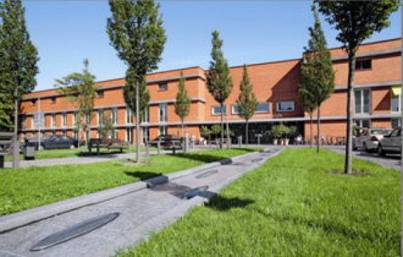 Prof. - Martin Kuhlmann - Vivantes Klinikum im Friedrichshain - Außenansicht