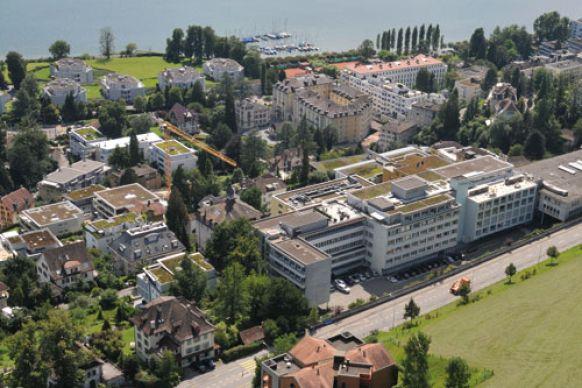Prof. - Martin Schilling - Klinik St. Anna Luzern - Klinikgelände