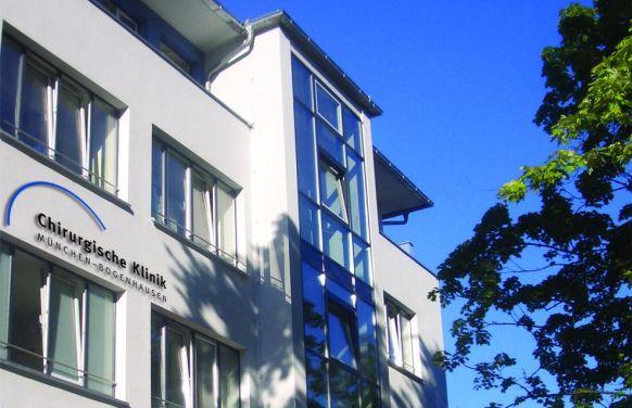 Prof. - Thomas P. Hüttl - Chirurgische Klinik München-Bogenhausen GmbH - Außenansicht