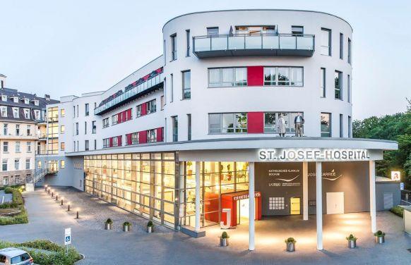 Prof. - Irenäus A. Adamietz - St. Josef-Hospital im Katholischen Klinikum Bochum