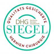 DHG Siegel Deutsche Hernien Gesellschaft