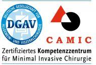 Zertiifiziertes Kompetenzzentrum für Minimal Invasive Chirurgie