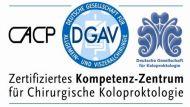 DGAV Zertifikat Chirurgische Koloproktologie