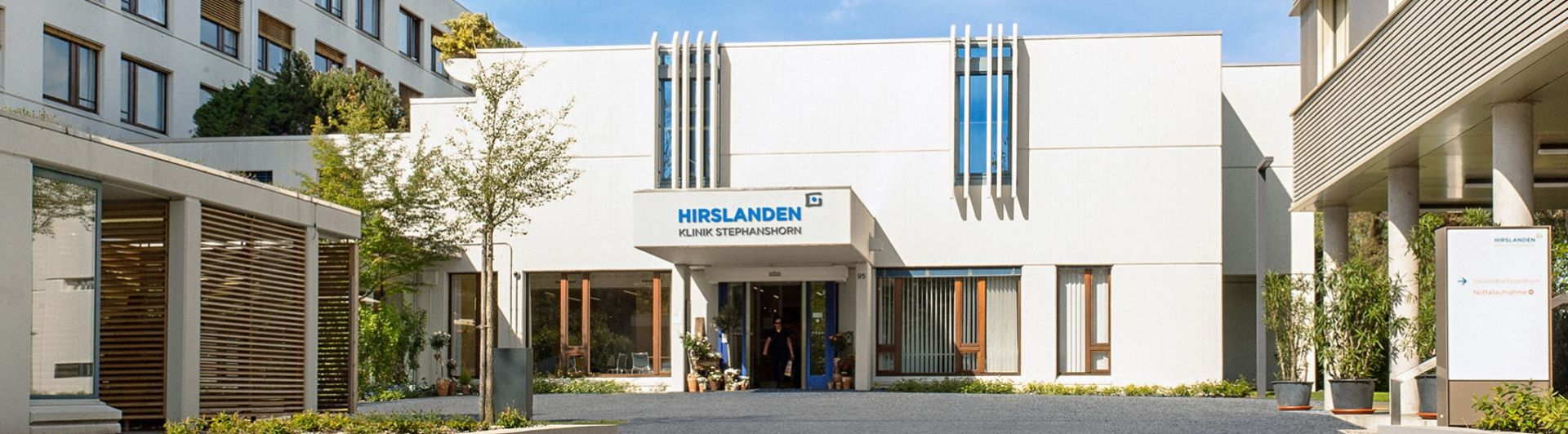 Hirslanden Klinik Stephanshorn, St.Gallen