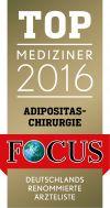 FOCUS 2016 - Adipositaschirurgie