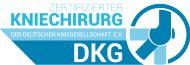 Zertifikat der deutschen Kniegesellschaft