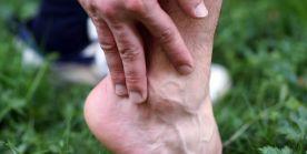 Sprunggelenk-Schmerzen